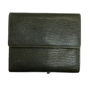 Lodis Green Wallet